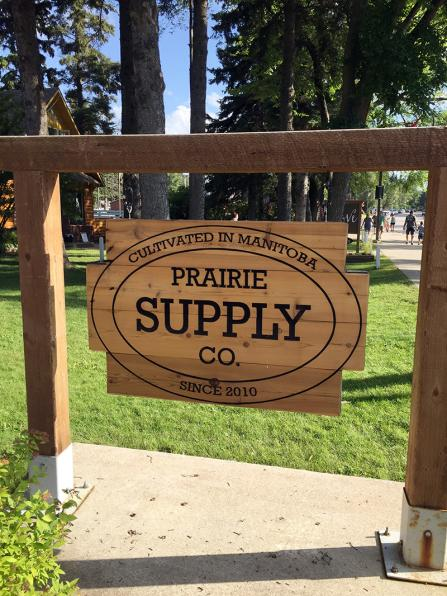 Prairie Supply Co, Wasagaming