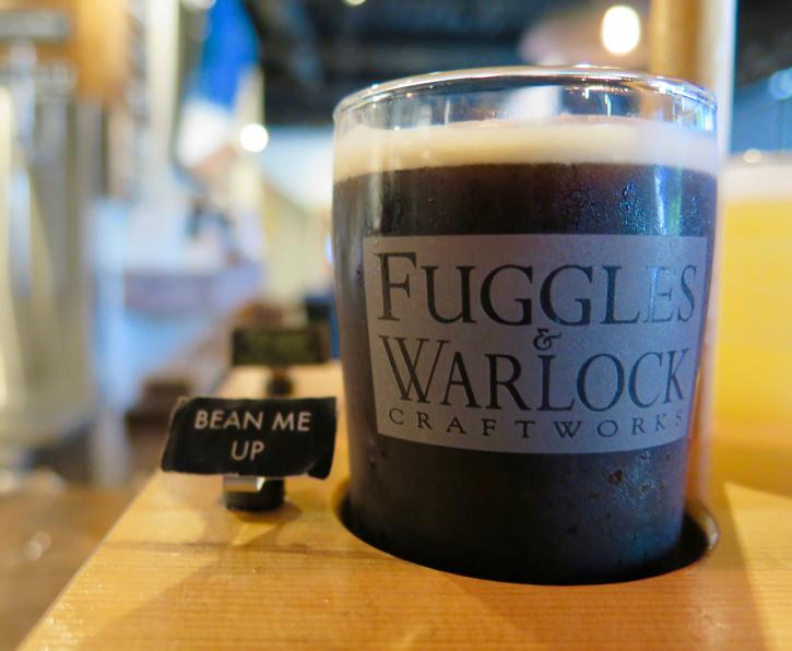 Fuggles & Warlock Craftworks - Photo: John Lee