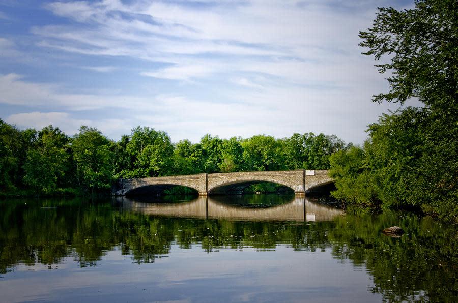 Washington Rd Bridge