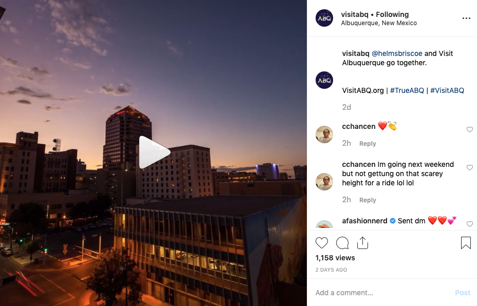 2019 HelmsBriscoe Video Screen Shot