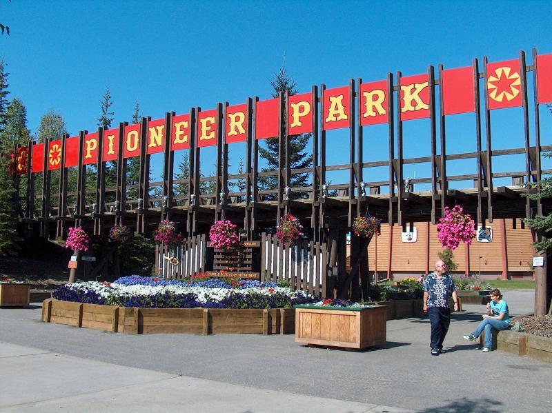 Pioneer Park - Fairbanks, Alaska