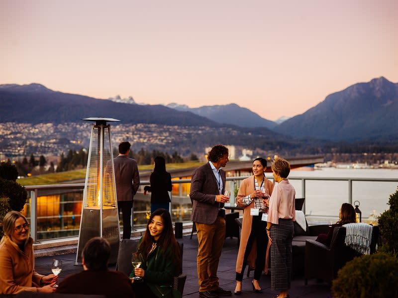 Tvan rooftop bar