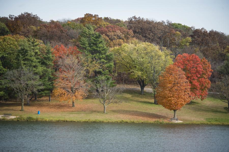 WyCo Lake Fall 2018