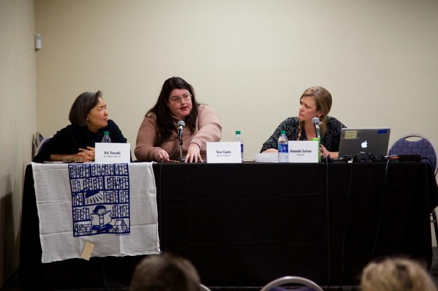 Booksellers Association Panel