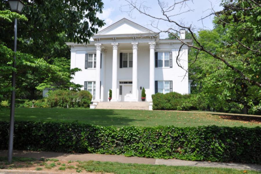 Moore Rhett House in Huntsville
