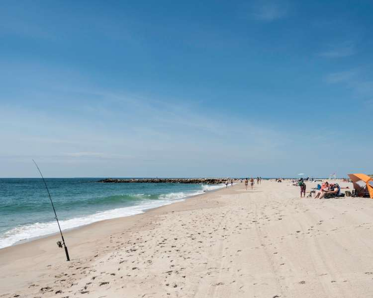 Charlestown Breachway State Beach