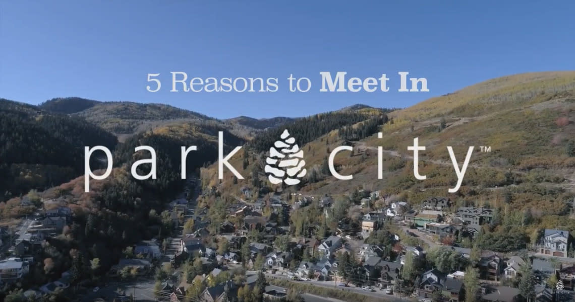 Top 5 Reasons To Meet in Park City