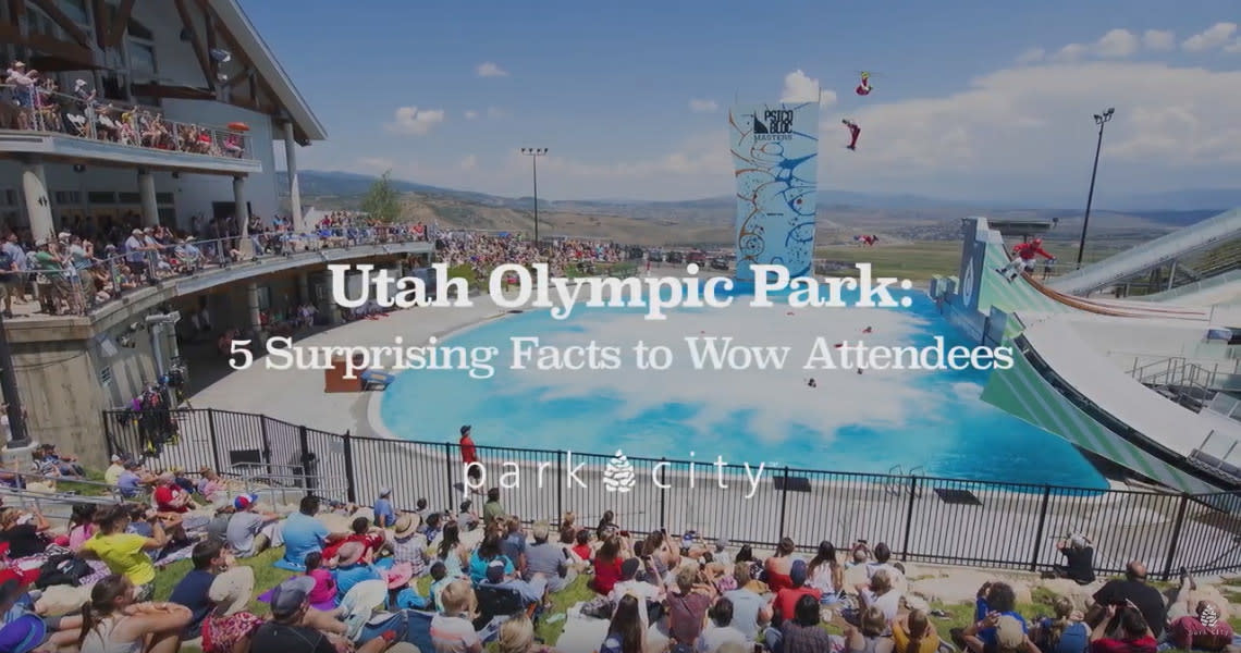 Utah Olympic Park: 5 Surprising Facts to Wow Attendees