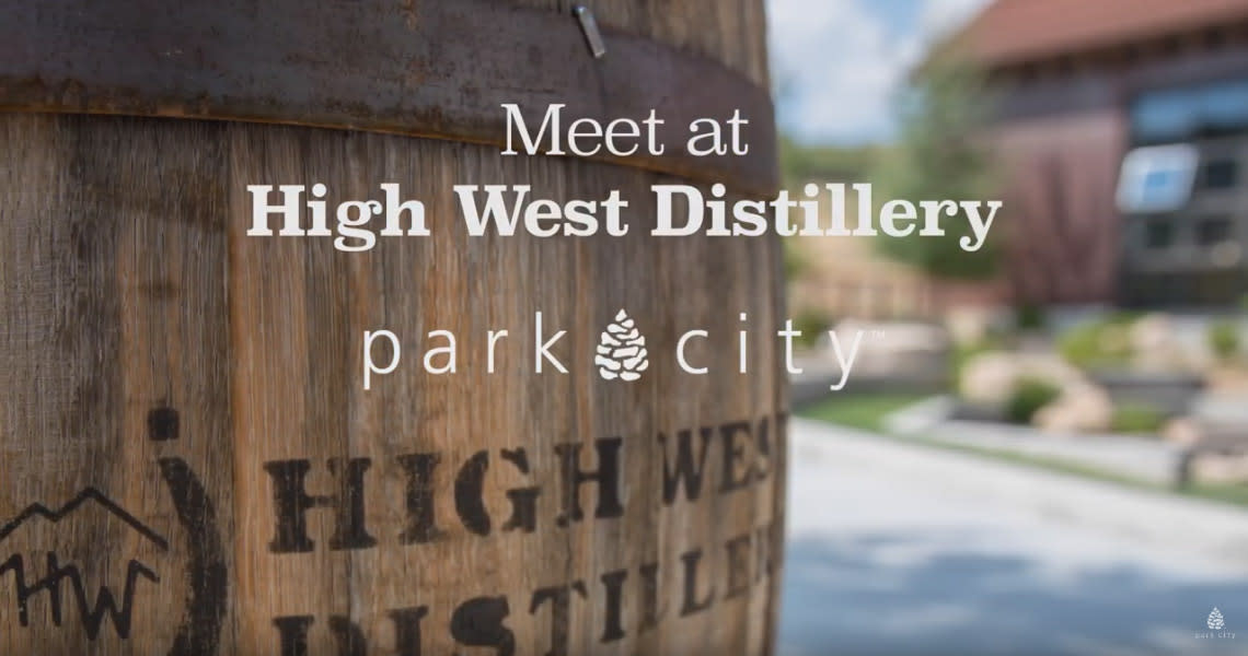For the Love of Whiskey: Meet at High West Distillery