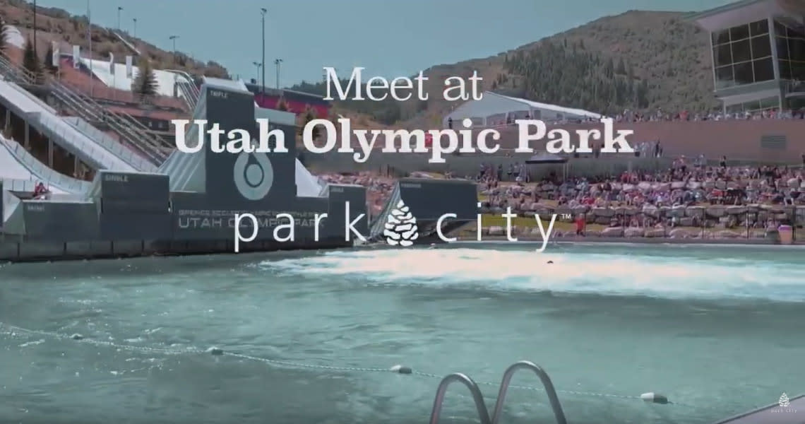 Utah Olympic Park, Where Meetings Are Elevated