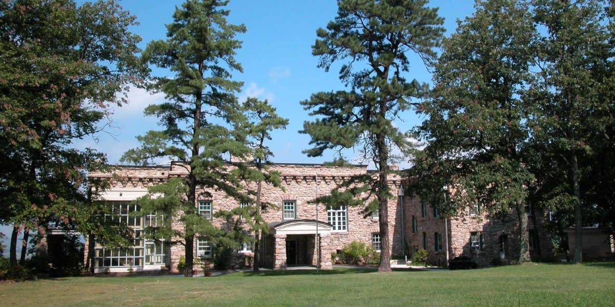 Kings Gap Environmental Educational Center Exterior