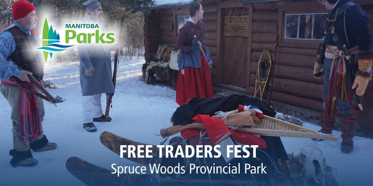 Canadian Free Traders Fest Spruce Woods