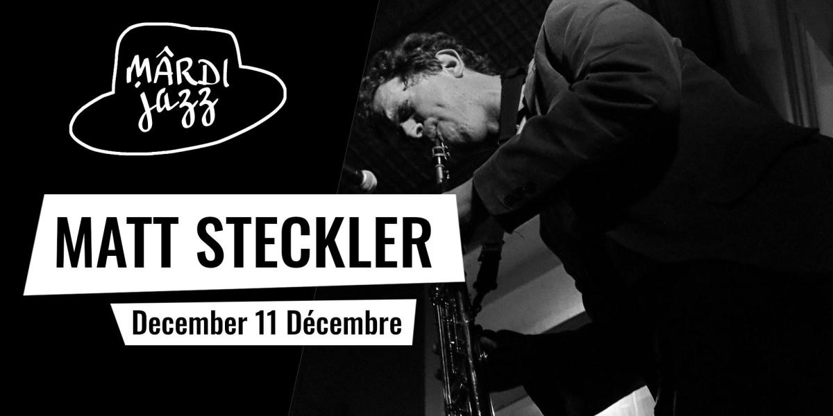 mardi jazz with Matt Steckler