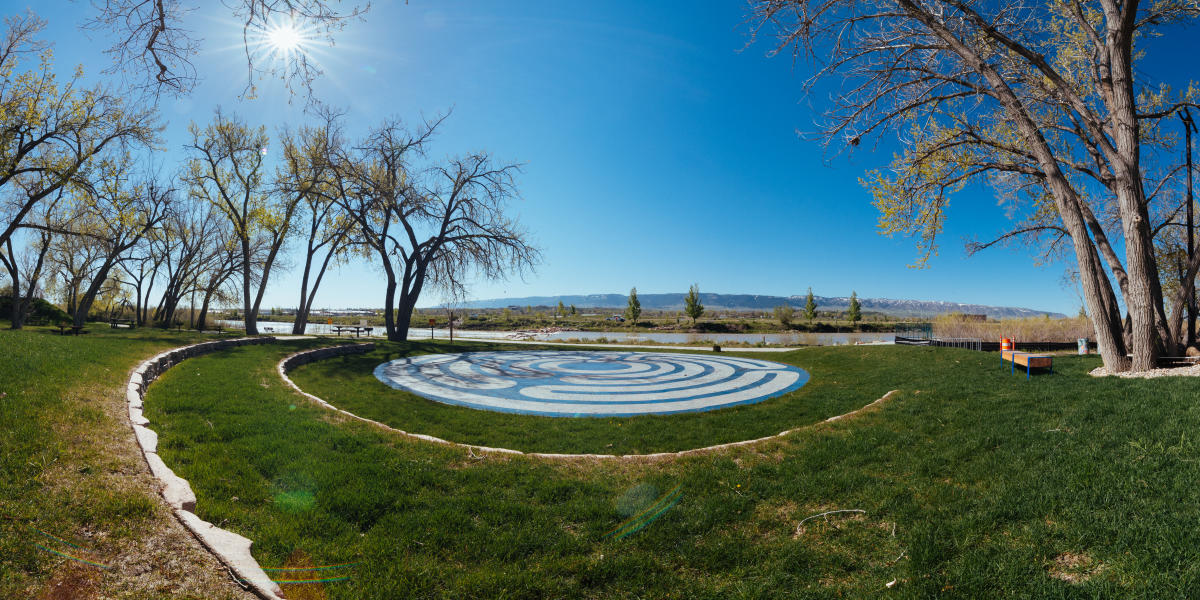 Platte River Labyrinth