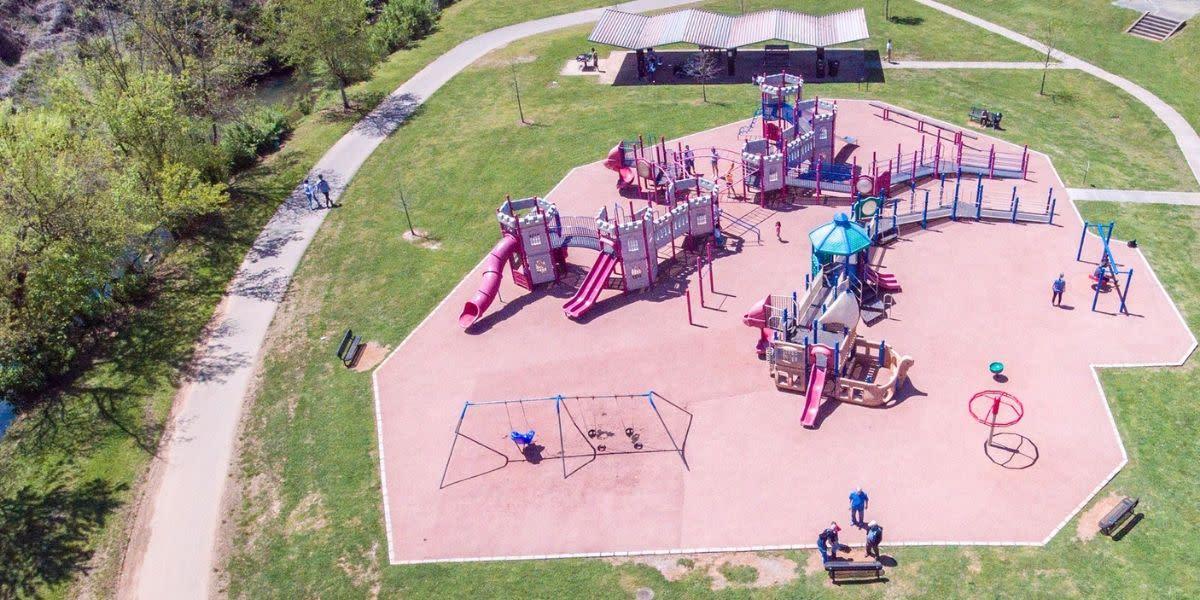 Tyson Park Knoxville, TN