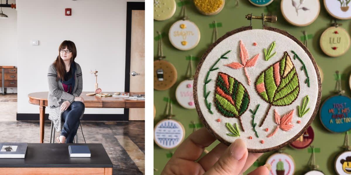 Hopebroidery