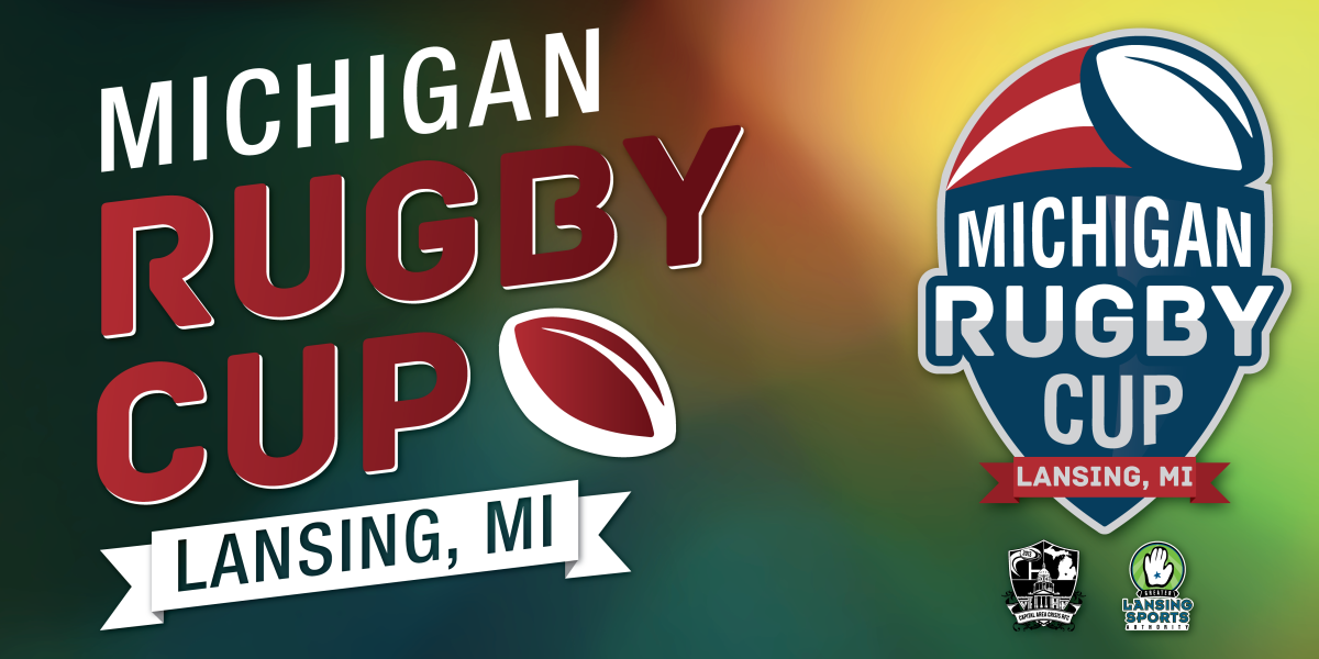 Michigan Rugby Cup Banner