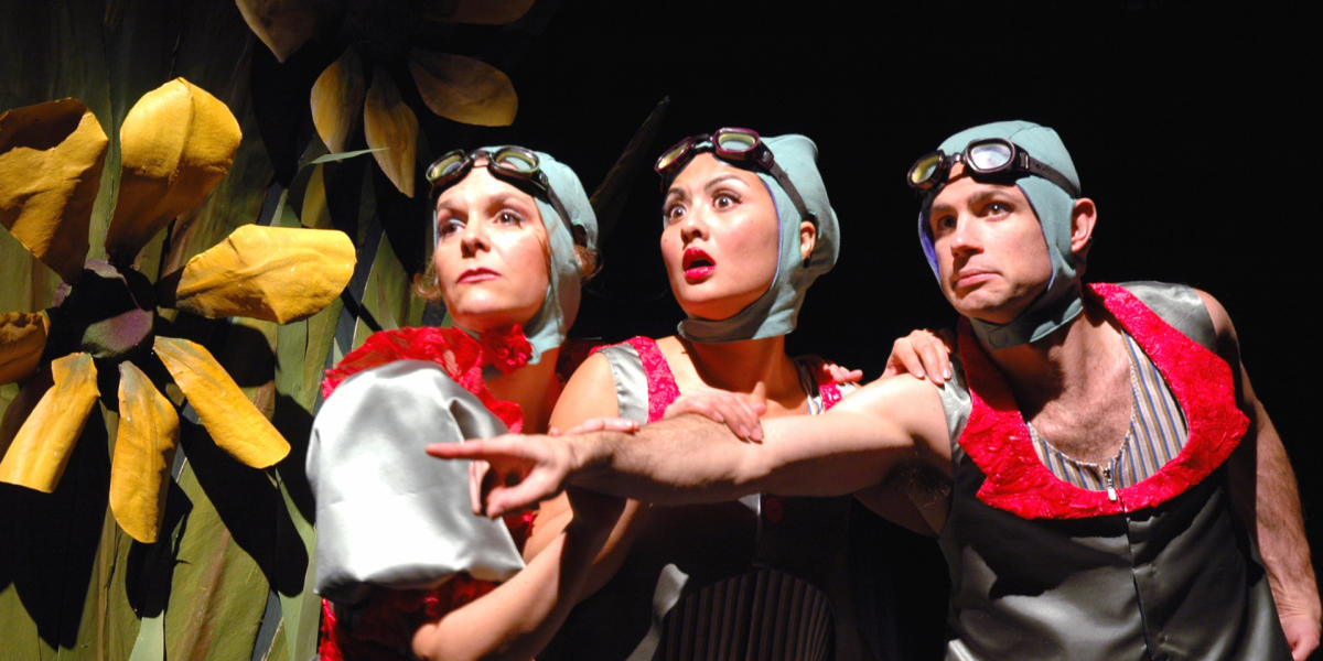 A year with Frog and Toad at MTYP