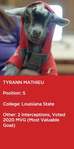 Tyrann-Mathieu-Goat