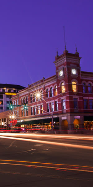 Weekend Getaway to Provo - Downtown Nightlife