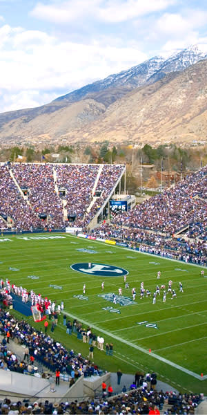 Provo Weekend Getaway - BYU Football