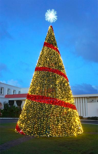 Governor's Holiday House-Christmas Tree