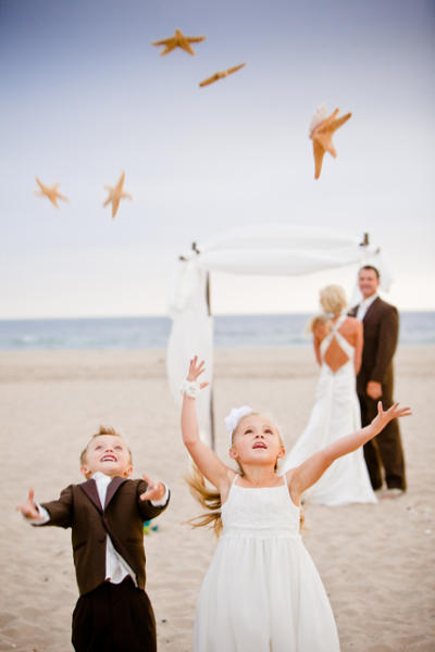 Huntington City Beach wedding photo by Beautiful Day Photography
