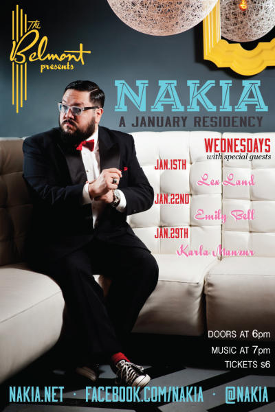 Nakia at The Belmont
