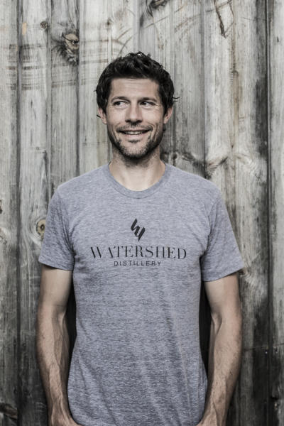 Greg Lehman of Watershed Distillery