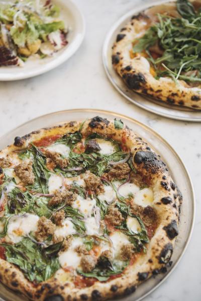 Live Fire Pizza Oxbow Public Market