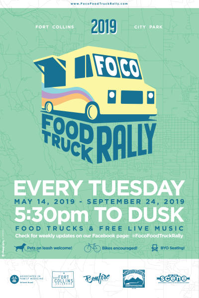 Food Truck Rally 2019