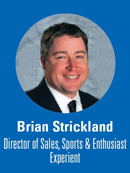 Brian Strickland