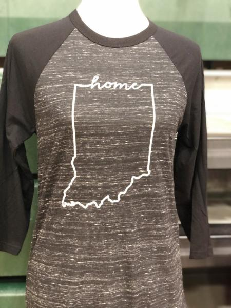 Hendricks County based Etsy shop HeatherTees offers a variety of clothing and gift items