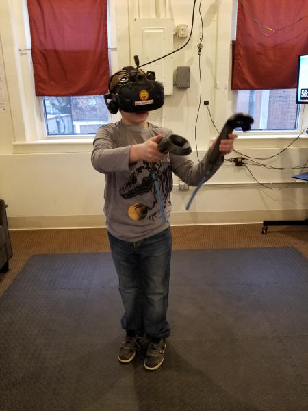 Base Station VR in Providence