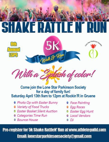 Shake Rattle n Run