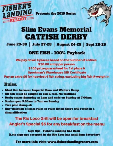 catfish derby