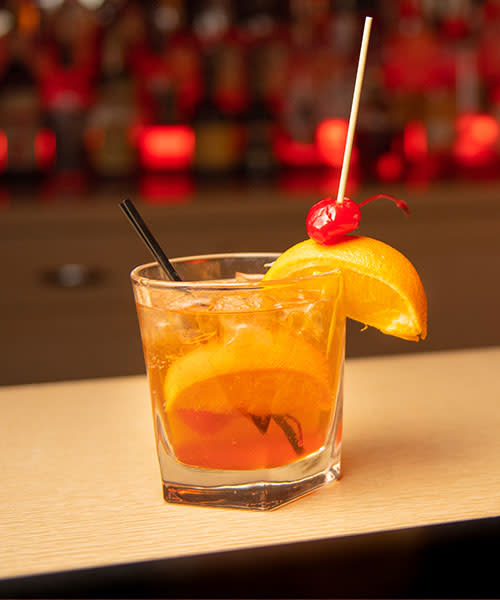 A classic Wisconsin Old Fashioned