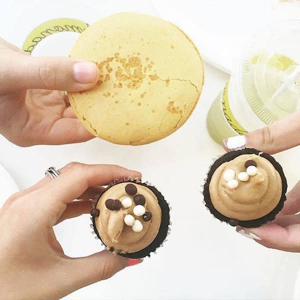 Delicious desserts from Lemonade