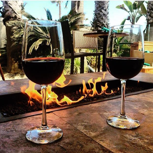 Dinner and Wine for Two at Sandy's