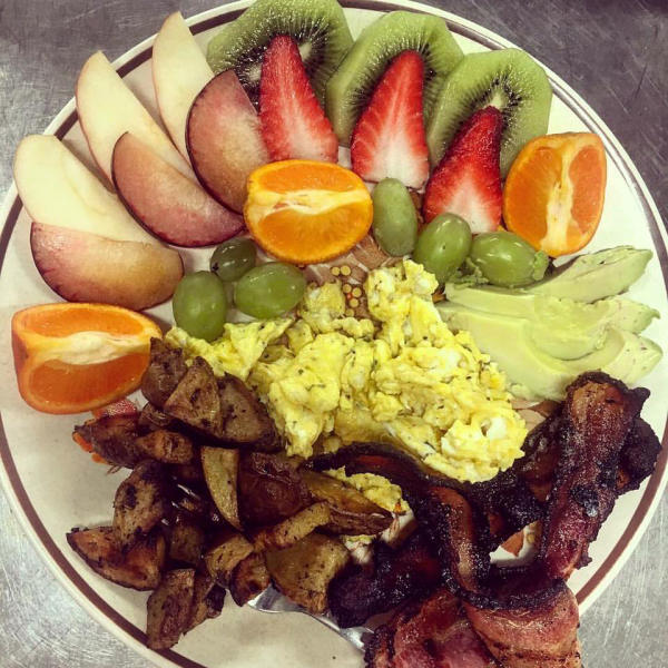 Gather Paleo Café Brunch