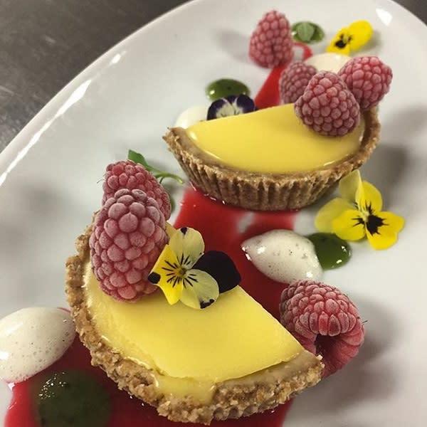 Lemon Tart Pastry at Watertable