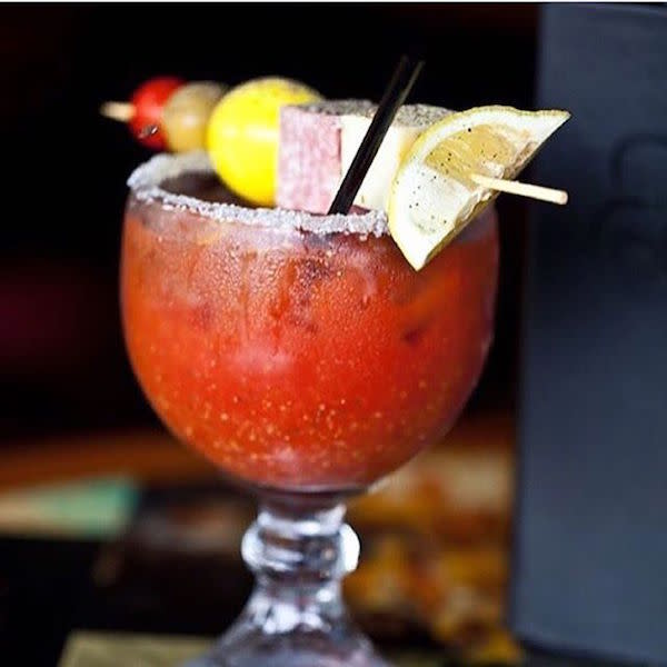 Bloody Mary photo by @surfcityusa