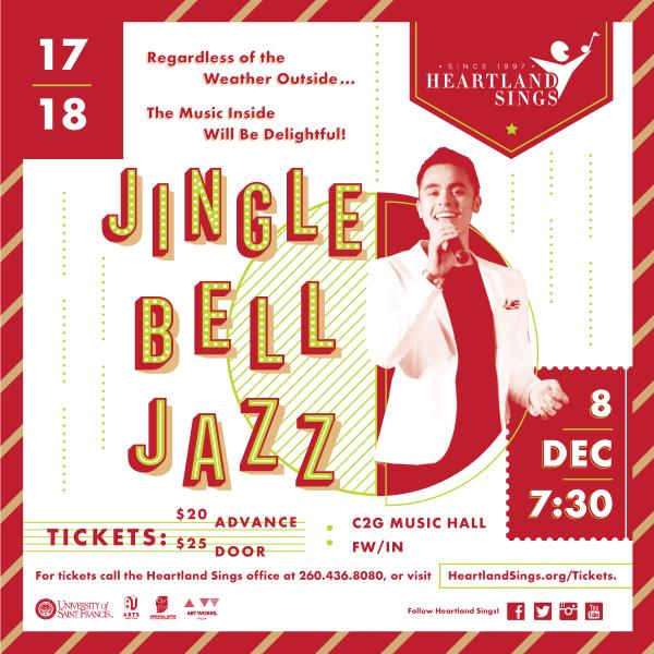 Heartland Sing Jingle Bell Jazz