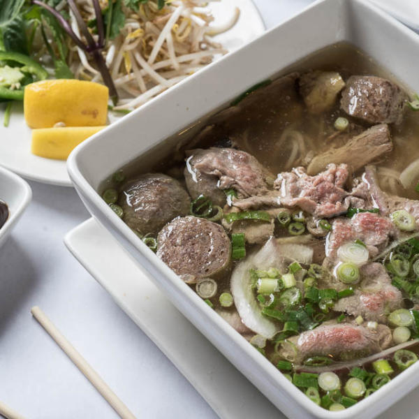 Asia Pho Noodle Bowl | Lake Charles Late Night Eats