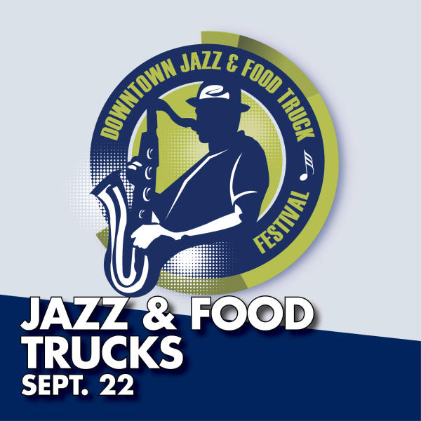 Jazz & Food Trucks Sept. 22