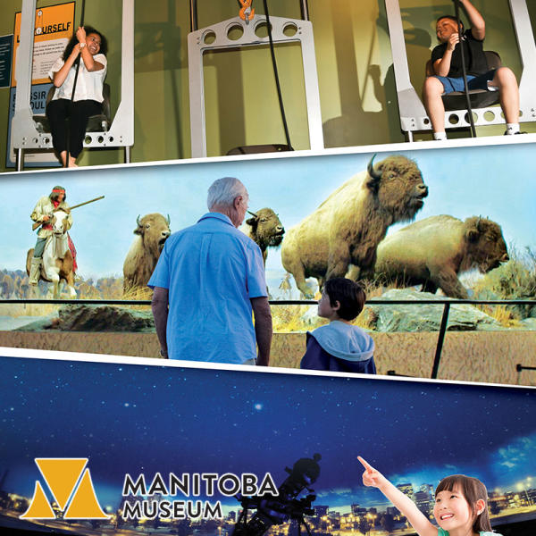 Manitoba Museum attractions