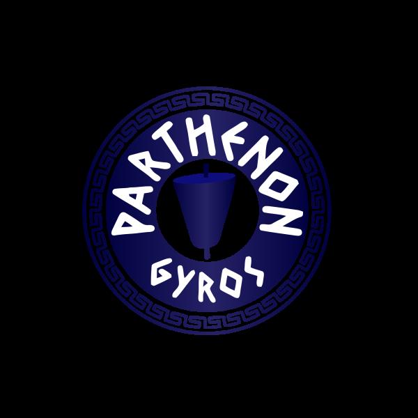 Parthenon Gyros Logo