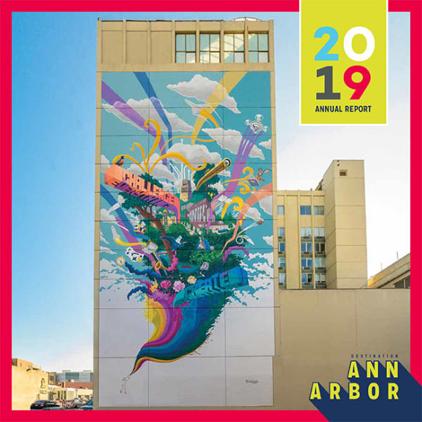 Destination Ann Arbor 2019 Annual Report