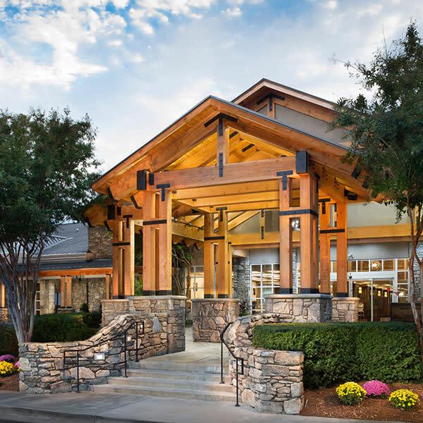 Crowne Plaza Resort Asheville