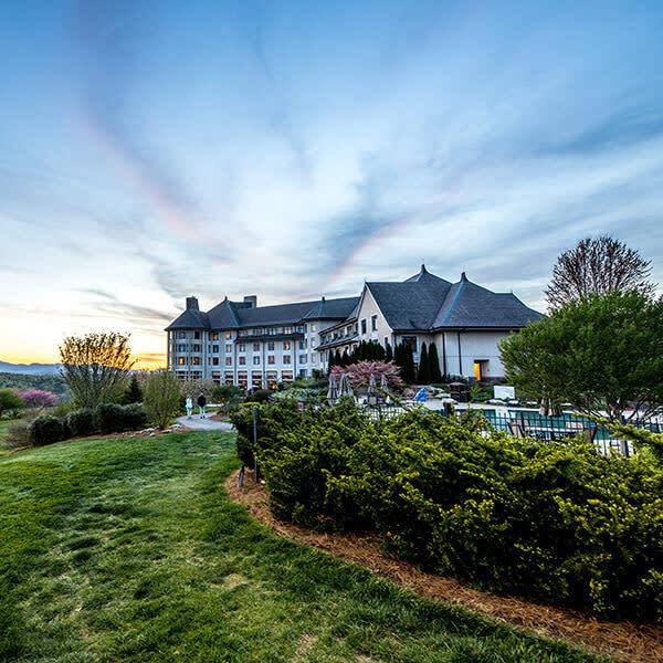 Inn on Biltmore Estate + Biltmore Venues